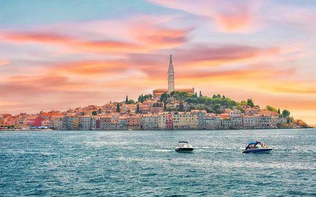 Přírodní perly chorvatské Istrie a Slovinska 2