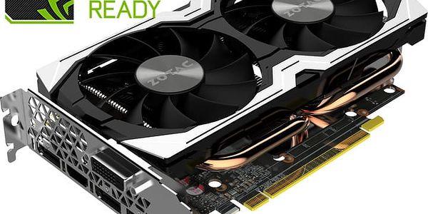 Zotac GeForce GTX 1070 Mini, 8GB GDDR5 - ZT-P10700G-10M
