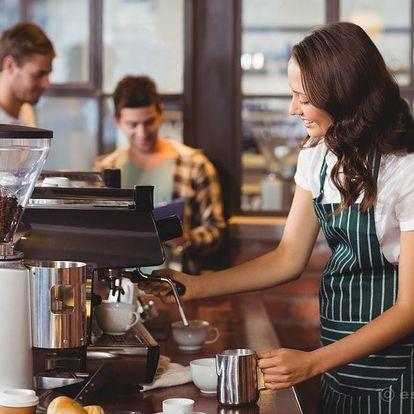 Jednodenní baristický kurz - Universita del Caffe