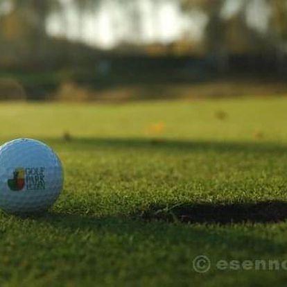 Víkend s golfem na Dýšině