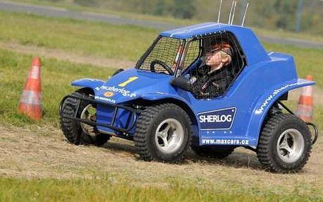 Jízda v Buggy RS pro děti