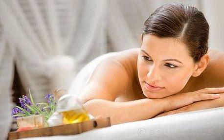 Orientální olejová masáž