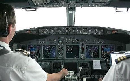 Letecký trenažér Boeing 737 (30min.)