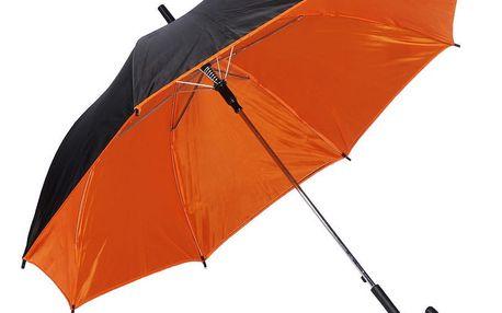 Účinná ochrana proti silném dešti a větru