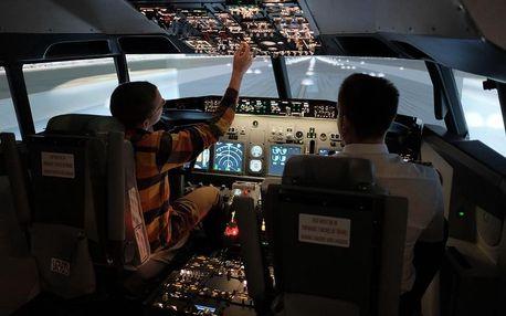 Letecký trenažér Airbus A320