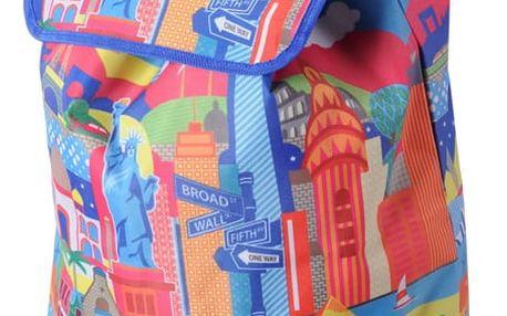 Mimořádně prostorná a pohodlná taška