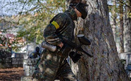 Adrenalinový den na bojišti