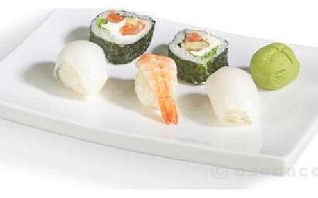 Sushi - tajemství japonské kuchyně