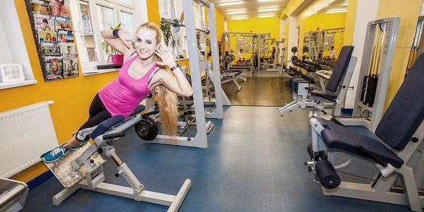 Permanentka do fitness + lekce + vířivka zdarma3