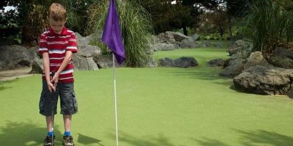 Golf - lekce pro děti4