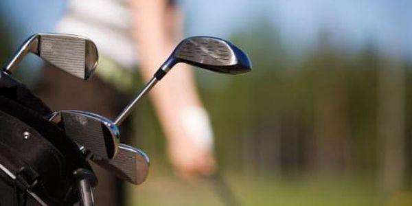 Golf - lekce pro děti5