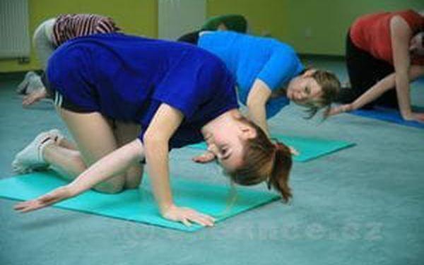 Cvičení po porodu s hlídáním dětí2