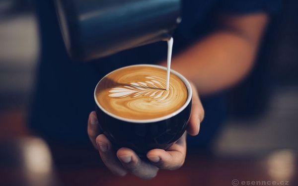 Kurz kávy - Latté art5