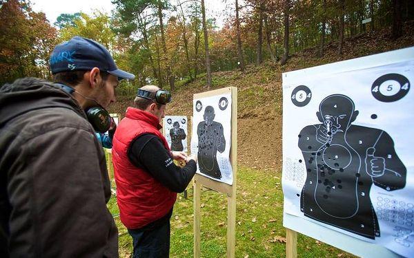 Střelba - různé zbraně4