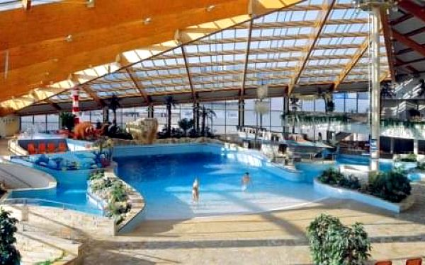 Rodinný pobyt v aquaparku Praha (2 dny, 1 noc)3