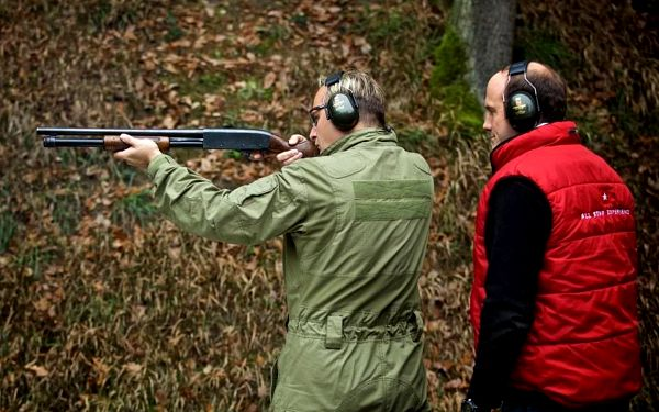 Střelba - různé zbraně5