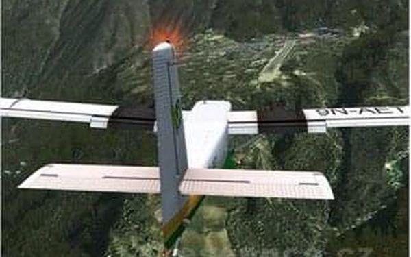 Letecký trenažér Cessna 182RG