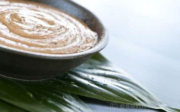 Masáž a zábal ze zeleného čaje2