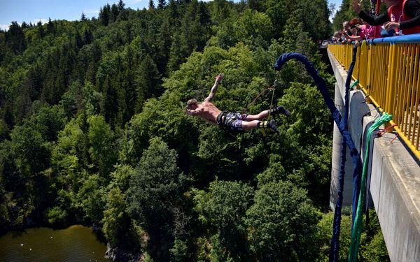 Bungee Jumping Zvíkov2