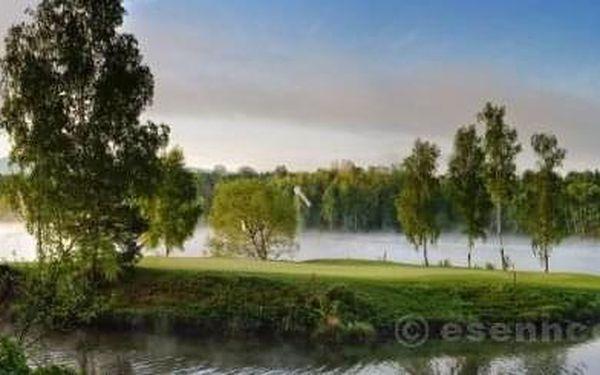 Víkend s golfem na Dýšině2