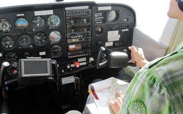 Pilotem na zkoušku - soukromý let