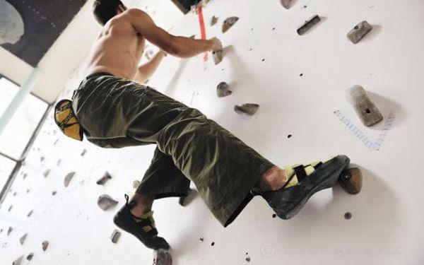 Lezení - individuální kurz3