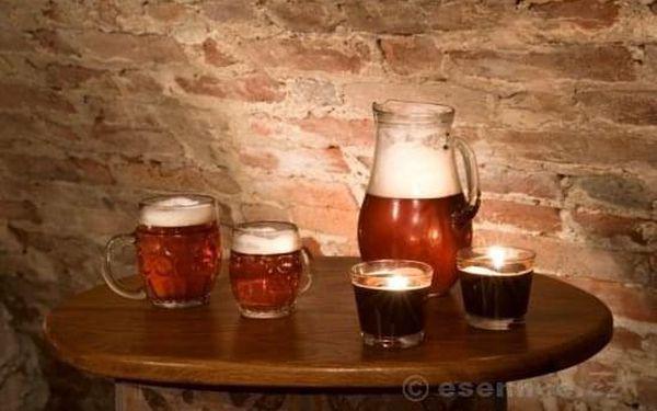 Pivní lázně Ostrava pro dva2