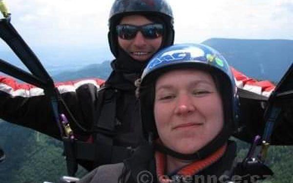Tandem paragliding5