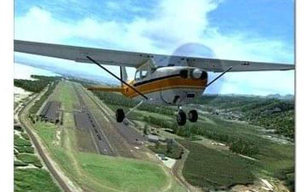 Letecký trenažér Cessna 182RG4