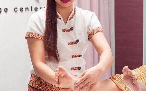 Thajská masáž chodidel5