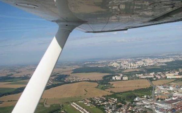 Pilotem na zkoušku - soukromý let4