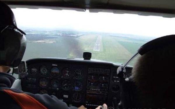 Pilotem na zkoušku - soukromý let5