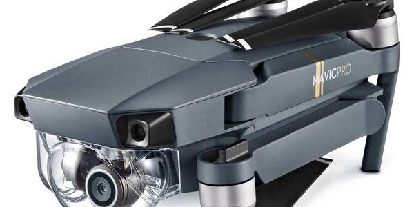 Dron DJI Mavic Pro Fly More Combo, 4K Full HD kamera (DJIM0250C) šedý + DOPRAVA ZDARMA2