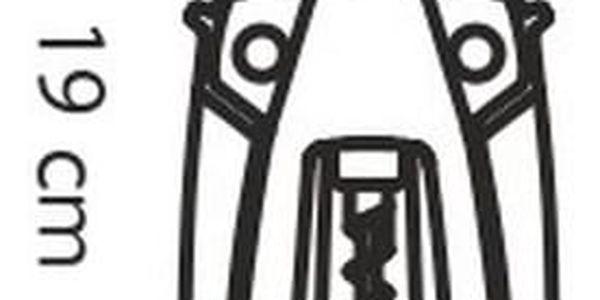 Otvírák na víno a korunkové uzávěry Tescoma PRESIDENT3