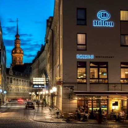 Hilton Dresden****