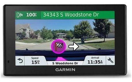 Navigační systém GPS Garmin DriveAssist 51S Lifetime Europe45 (010-01682-17) černá