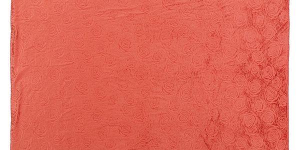 4Home beránková deka Luxury oranžová, 150 x 200 cm3