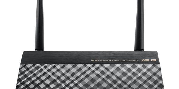 Router Asus DSL-N16 - N300 ADSL/VDSL Wi-Fi Modem router (90IG02C0-BM3100) + DOPRAVA ZDARMA4