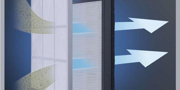 Podlahový vysavač Rowenta COMPACT POWER CYCLONIC CLASSIC+ RO3731EA černý/modrý2