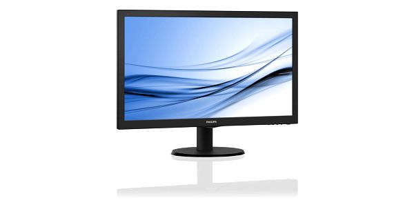 Monitor Philips 223V5LSB (223V5LSB/00) černý5