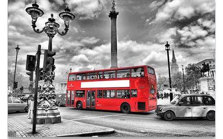 Autronic Skleněný obraz London