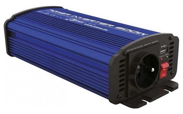 EMOS 12V/230V, 600W