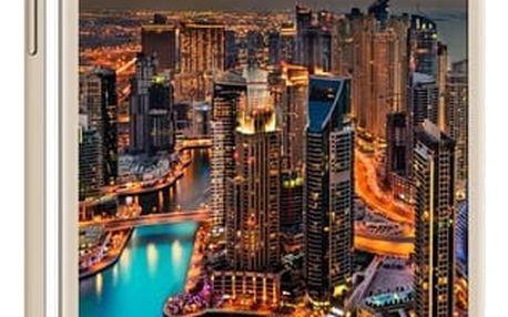 iGET BLACKVIEW GA7, 3G, zlatá - 84000417