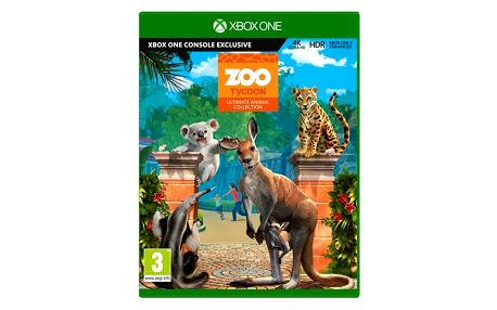 Hra Microsoft Zoo Tycoon: Ultimate Animal Collection (GYP-00020)
