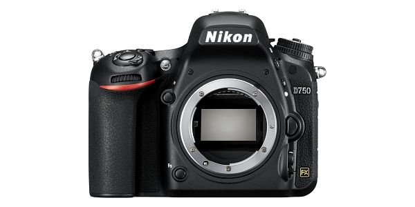 Digitální fotoaparát Nikon D750 tělo černý + DOPRAVA ZDARMA2