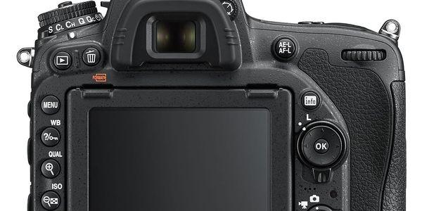 Digitální fotoaparát Nikon D750 tělo černý + DOPRAVA ZDARMA4