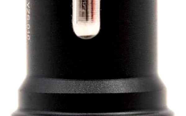 Dvojitá USB nabíječka do auta ochrana proti přepětí