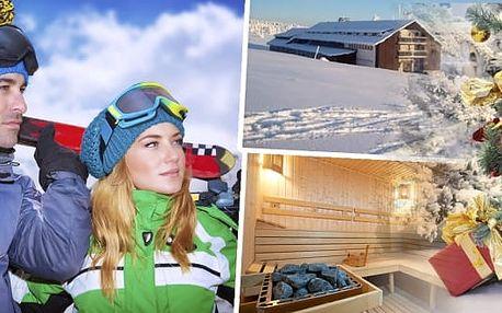 Dvorská bouda - Krkonoše, Mikuláš, Vánoce nebo lyžovačka v pannenské přírodě KRNAPu. Polopenze, sauna, čerstvé houstičky, dětský koutek, vánoční večeře. Více variant, dítě zdarma.