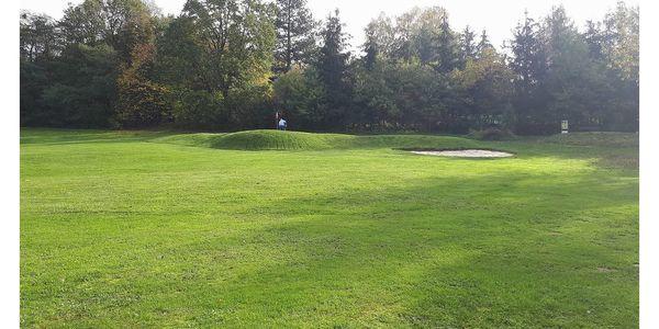 Zapracujte na odpalech: lekce golfu v Holešově s možností ročního členství4