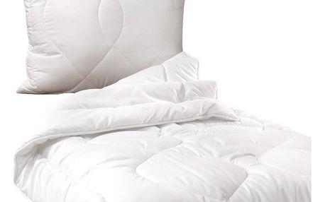 Kvalitex Set přikrývky a polštáře Luxus plus celoroční, 140 x 200 cm, 70 x 90 cm